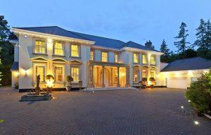 Hide-A-Hose 11,200 sq/ft installation home